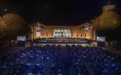 I concerti per il VII centenario dantesco