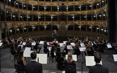 Con Riccardo Muti per due concerti in streaming
